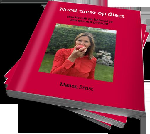 E-book: Nooit meer op dieet